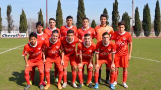 KAZUKI.   AFAアルゼンチンサッカー協会U-18公式リーグ  C.A LANÚS vs C.A INDEPENDIENTE.